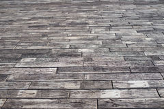 Cementowy blokowy przejścia tło Zdjęcie Royalty Free