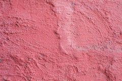 Cementowy czerwieni ściany texture/czerwieni ściany tło Zdjęcie Stock