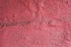 Cementowy czerwieni ściany texture/czerwieni ściany tło Fotografia Royalty Free