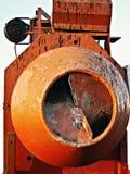 Cementowy melanżer Obrazy Stock
