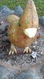 Cementowy ptak Porzucający Zdjęcie Stock