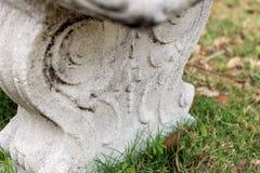 Cementowy tło Fotografia Royalty Free
