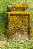 Cementry alemán Imágenes de archivo libres de regalías