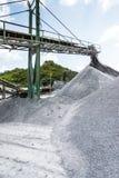 Cementsteengroeve Stock Foto's