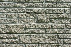 cementstenvägg Arkivbilder