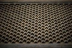 Cementvägg Arkivbild