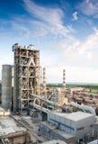 cementväxt Arkivbilder