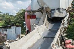 Cementvrachtwagen Royalty-vrije Stock Foto
