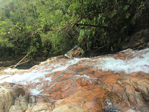 Cemerong waterfall, Malaysia Stock Images