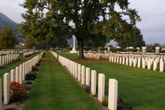 Cemetary. Military royalty free stock images