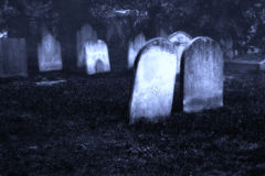 Cemetary Stock Photography