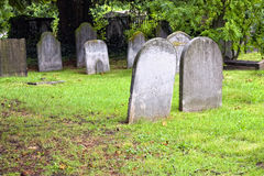 Cemetary Royalty Free Stock Photo
