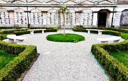 Cemetary architectures - Europe stock image