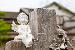Cemetary architectures - Europe Royalty Free Stock Photography