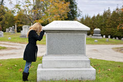 Cemetery Royalty Free Stock Photo