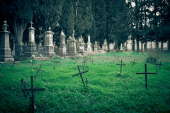 Cemetery Stock Photography