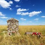 Cemetery. Stock Photo