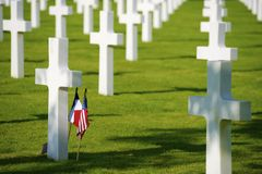 Cemetery Stock Photography