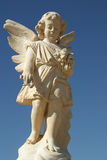 Cemetery Angel. An angel in a cemetery royalty free stock photos