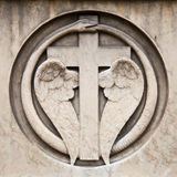 Cemetery architecture - Europe Royalty Free Stock Photos