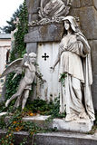 Cemetery architecture - Europe Royalty Free Stock Photo