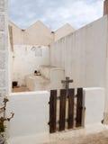 Cemetery of Bonifacio Royalty Free Stock Image