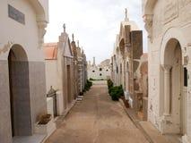 Cemetery of Bonifacio Stock Image