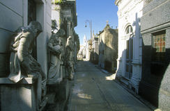 Cemetery burial site of Eva Peron in Buenos Aires, Argentina Stock Image