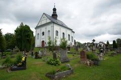 Semily, Czech republic Stock Photography