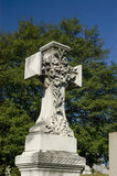 Cemetery Cross Royalty Free Stock Image
