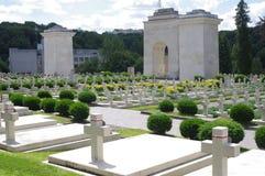 The Lychakowsi Cemetery in Lviv, Ukraine Stock Image