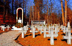 Cemetery Royalty Free Stock Photography