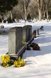 Cemetery Graves Stock Photos