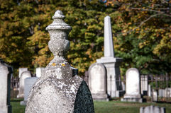 Cemetery Stock Image