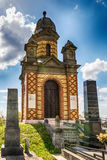 Cemetery/Graveyard in Subotica, Serbia Royalty Free Stock Photo