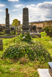 Cemetery/Graveyard in Subotica, Serbia Royalty Free Stock Images