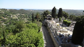 A cemetery in Italy Royalty Free Stock Photography