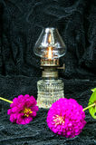 Cemetery lamp Stock Images