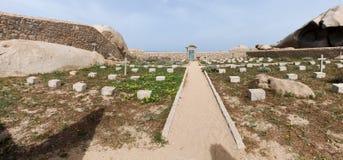 Cemetery of Lavezzi Stock Images