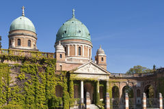 Cemetery Mirogoj Stock Photo