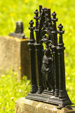 In Cemetery Royalty Free Stock Image
