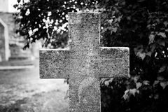 Cemetery Royalty Free Stock Photos