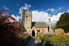Cemetery in Oxford, UK. Stock Photo