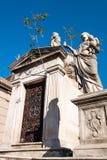 Cemetery Recoleta, Buenos Aires Argentine Stock Photo