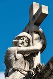 Cemetery Recoleta, Buenos Aires Argentine Stock Photos