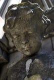 Cemetery Statue 3 Stock Image