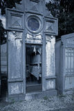 Cemetery urns Royalty Free Stock Photography