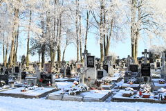 Cemetery Stock Images