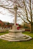 Cemetery world war flanders fields Belgium Stock Photography