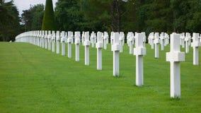 Cemitério #1 Fotos de Stock Royalty Free